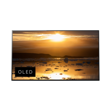 KD-55A1: Telewizor A1 4K HDR OLED z technologią Acoustic Surface™