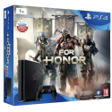 Konsola PS4 1TB Slim + Gra For Honor + PS Plus 14 dni