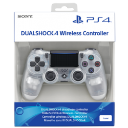 Kontroler DUALSHOCK 4 Crystal V2 - dualshock 4, dualshock, konsola playstation, playstation konsola, playstation 4, konsola playstation 4, playstation 4 pro
