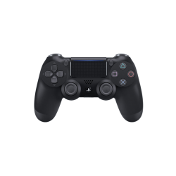Kontroler DUALSHOCK 4 czarny V2 - dualshock 4, dualshock, konsola playstation, playstation konsola, konsola playstation 4, konsola ps4, playstation 4