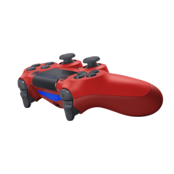 Kontroler DUALSHOCK 4 czerwony V2 - dualshock 4, dualshock, konsola playstation, playstation konsola, playstation 4, konsola playstation 4, playstation 4 pro