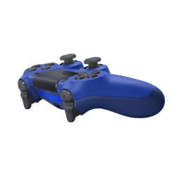 Kontroler DUALSHOCK 4 niebieski V2 - dualshock 4, dualshock, konsola playstation, playstation konsola, playstation 4, konsola playstation 4, playstation 4 pro