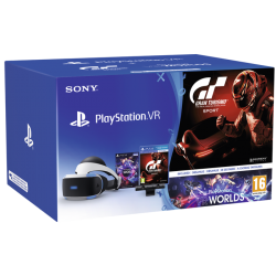 Sony PlayStation VR + Kamera V2 + Gra GT Sport + VR World Voucher + To Jesteś Ty Voucher