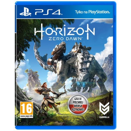 Gra PS4 Horizon Zero Dawn