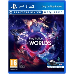 Gra PS4 VR Worlds PL - gry vr ps4, gra ps4, gry na playstation, gry playstation, gry ps4, solpol