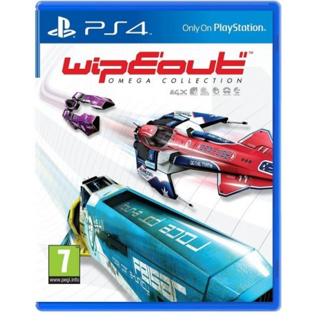 Gra PS4 Wipeout Omega Collection