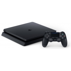 Konsola PS4 500GB Slim Czarna