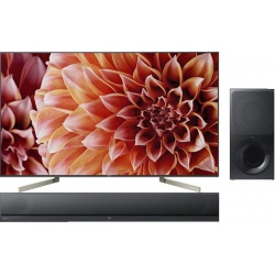 KD-49XF9005 | LED | 4K Ultra HD | High Dynamic Range (HDR) | Smart TV (Android TV)