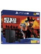 Konsola SONY PlayStation 4 Pro 1TB G Chassis Czarna + Red Dead Redemption 2 + Playstation Plus 14 dni