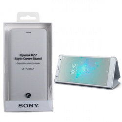 SCSH40 SZARY SONY ETUI DO XZ2