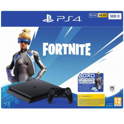 Konsola PS4 500GB F + Fortnite